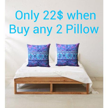 1 PROMOTION  per Month ONLY Pillow case Pllow covers Throw pillows Bed pillow case Decorative pillows Home and living Pillow covers 16 x 16