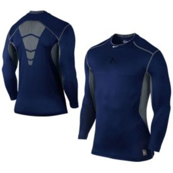 Nike Men's Pro Combat Hypercool Swingman Long Sleeve Shirt - Dick's Sporting Goods
