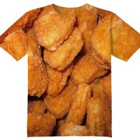 CHICKEN NUGGET TEE SHIRT