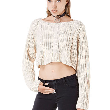 Sought Sweater