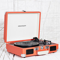 Crosley Cruiser Portable Turntable UK Plug - Urban Outfitters