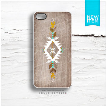 iPhone 4 and iPhone 4S case Navajo Style Geometric par HelloNutcase