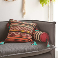 Magical Thinking Arba Woven Pillow - Urban Outfitters