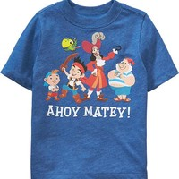 Old Navy Disney Pirate Tees For Baby