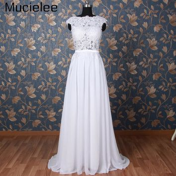 Vestido De Noiva 2017 China Bridal Gowns Sexy Turkey Lace Bohemian Wedding Dress Cheap Simple Boho Beach Wedding Dress 2017
