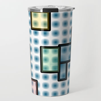 zappwaits glass Travel Mug by netzauge