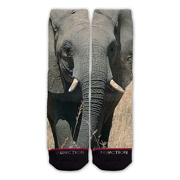 Function - Elephant Face Fashion Socks