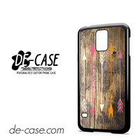 Wood And Arrow For Samsung Galaxy S5 Case Phone Case Gift Present