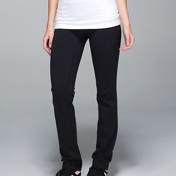 straight-up pant | women's pants | lululemon athletica