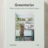 Greenterior by Anthropologie in Green Size: One Size Books