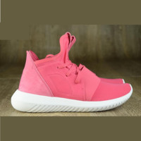 ADIDAS Fashion Sneakers Sport Shoes Tubular defiant Sneakers Pink