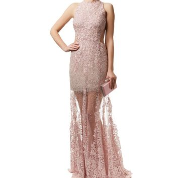 Patricia Bonaldi Embellished Lace Gown | Harrods