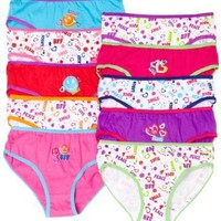 Little Princess Girls 7-16 Celeste Brief