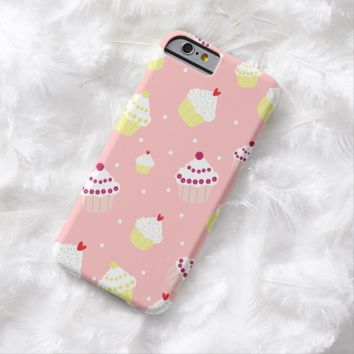 Claire Blossom Sweets Barely There iPhone 6 Case