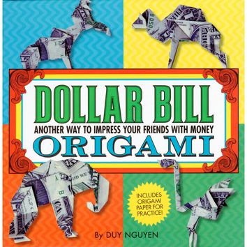 Sterling Publishing-Dollar Bill Origami