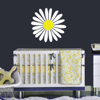 Daisy Wall Decal | Flower Decal