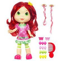 Strawberry Shortcake Stylin' Doll - Strawberry Shortcake