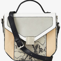SNAKE CROSSBODY BAG from EXPRESS
