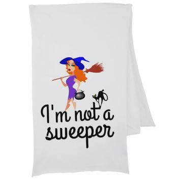 I am not a sweeper - I am... customizable Scarf