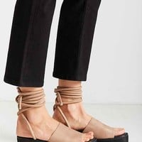 Intentionally Blank Alex Platform Sandal