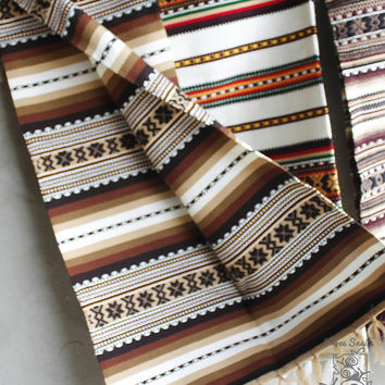 "Flat weave rugs ""Coffee Time"""