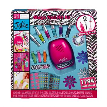 Style Me Up® Mega Nail Art Kit