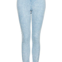 MOTO Acid Blue Joni Jeans - New In This Week  - New In