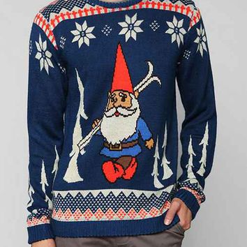 toddland Gnome Ski Sweater - Blue
