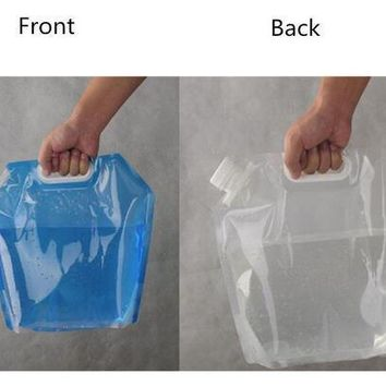 Folding Collapsible Drinking Water Bag
