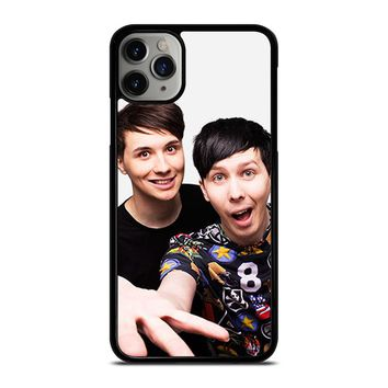 DAN AND PHIL iPhone Case Cover