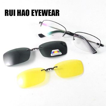 New Eyewear Frames Eyeglasses Men Women Eyeglasses Frame Glasses Men Optical Spectacle Polarized Sunglasses Men's oculus de grau