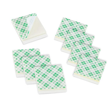 8 Double Sided Foam Tape Squares