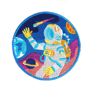 Outer Space Patch
