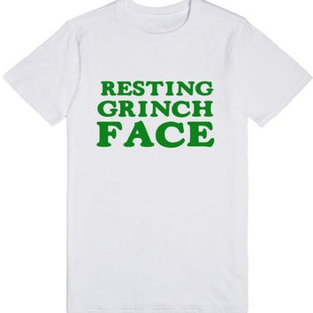 RESTING GRINCH FACE