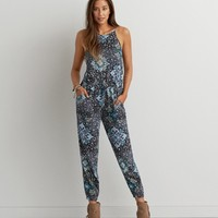 AEO HIGH NECK JUMPSUIT