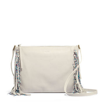 Lea Beaded Crossbody