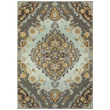 Area Rug by Oriental Weavers Bohemian Collection 761D5