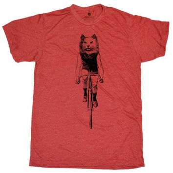 Meow Bike - TriRed