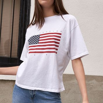 John Galt LA USA 1984 T-Shirt at PacSun.com
