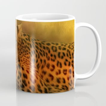 Waiting For The Night Mug by Theresa Campbell D'August Art