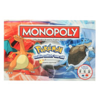 Pokemon Monopoly Game