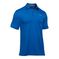 Playoff Polo in Blue Marker by Under Armour