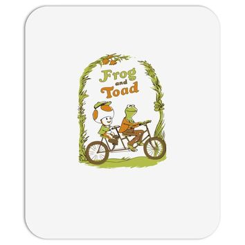 frog & toad Mousepad
