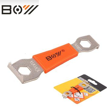 Q231 bicycle chain ring bolts wrench chainwheel dismounting Crankset Chainring Nut Wrench Bicycle Repair chain length test Tools