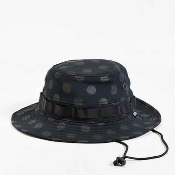 Hall Of Fame 3M Reflective Dot Boonie Hat- Black One