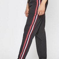 PacSun Nylon Stripe Stadium Pants at PacSun.com