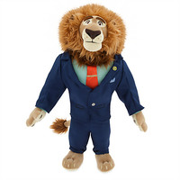 Disney - Mayor Leodore Lionheart Plush - Zootopia - Medium - 16''