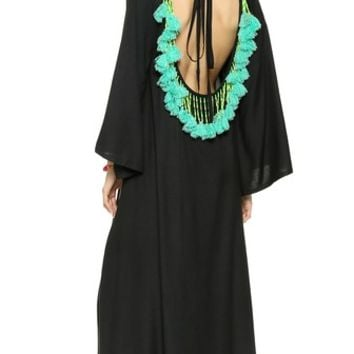 SUNDRESS Alaia Maxi Beach Dress