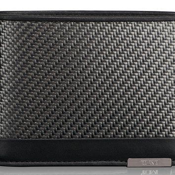 Tumi CFX Double Billfold Carbon Fiber Wallet