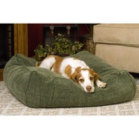 K&H Cuddle Cube Dog Bed in Green | Petco Store